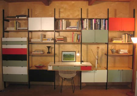 10 Easy Pieces Shelving Systems portrait 12