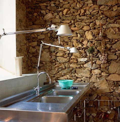 owi stainless and stone kitchen