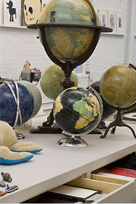 partners spade globe 2