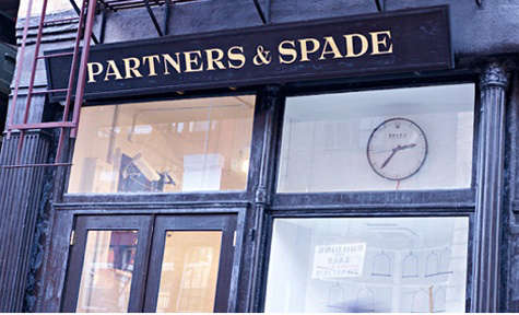 Shoppers Diary Partners  Spade in NY portrait 3