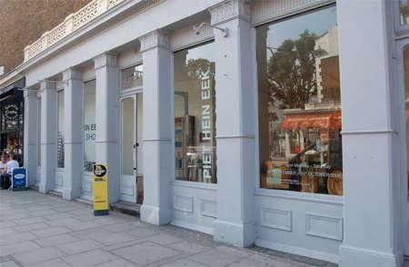 Shoppers Diary Piet Hein Eek PopUp in London portrait 3
