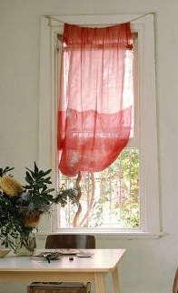 Walls Windows  Floors JewelToned Voile Curtains portrait 5
