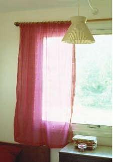 Walls Windows  Floors JewelToned Voile Curtains portrait 4