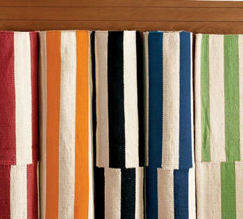 Fabrics  Linens Summer Stripes portrait 10
