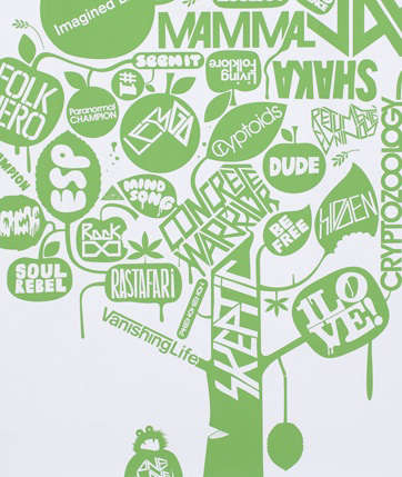 pottol prints logo tree