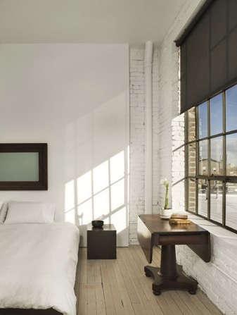 Architect Visit Qb3 Hoeber Loft in Philadelphia portrait 11
