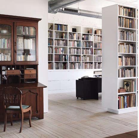 Architect Visit Qb3 Hoeber Loft in Philadelphia portrait 6