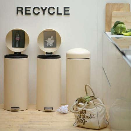 Kitchen Recycling Bins portrait 3