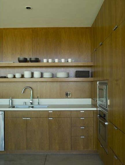 Kitchen Modern Wood Kitchen Roundup portrait 7