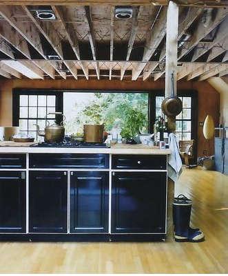 roman williams montauk kitchen