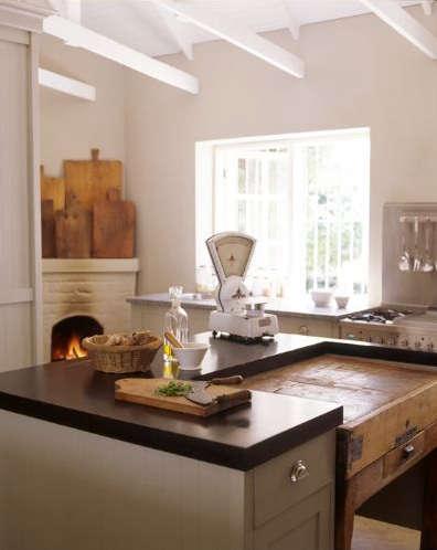 Kitchen European Rustic Roundup portrait 3