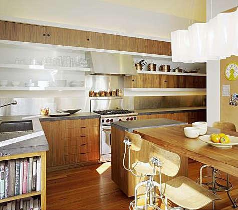 san francisco wood kitchen 3