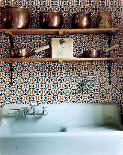 sean mcpherson tiled kitchen ny times