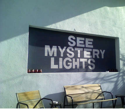 see mystery lights marfa