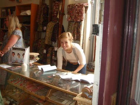Selvedge Drygoods Shop in London portrait 4