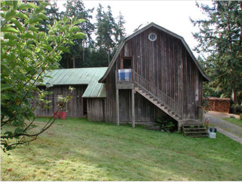 shed architects exterior barn
