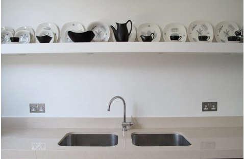 shoot factory kitchen shelf b w