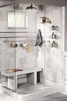 Bath Shower Storage System portrait 4