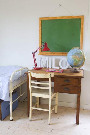 simple childrens room 2