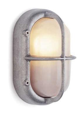 small aluminium wall lamp