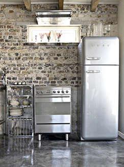 Appliances Smeg Showroom in NYC portrait 5
