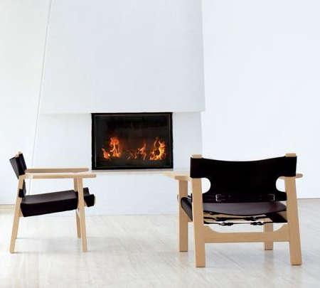 Furniture Borge Mogensen Spanish Chair portrait 2