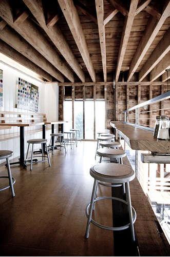 Architect Visit Stable Caf by Malcolm Davis portrait 8