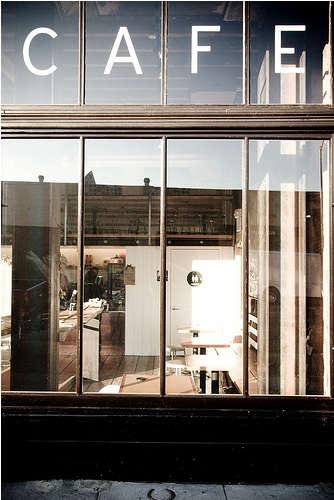 Architect Visit Stable Caf by Malcolm Davis portrait 4