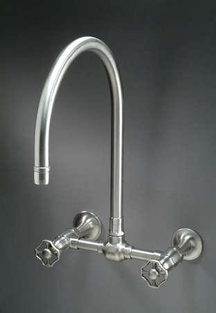 steam valve kitchen faucet