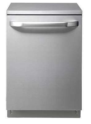 Appliances LG Steam Dishwasher portrait 3