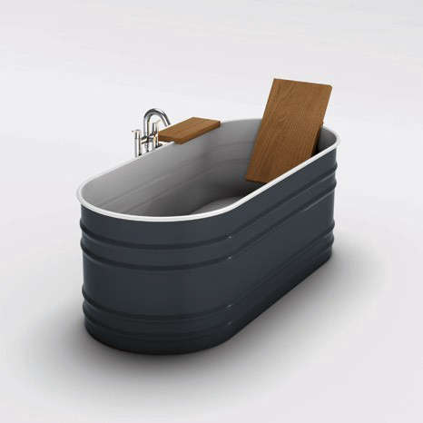 steel tub agape vieques