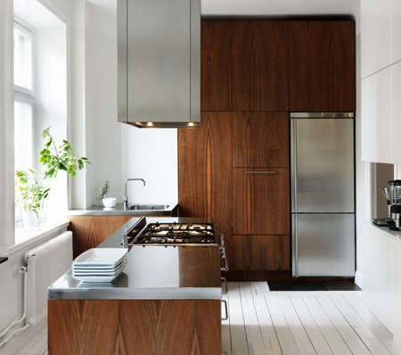 Kitchen Modern Wood Kitchen Roundup portrait 5