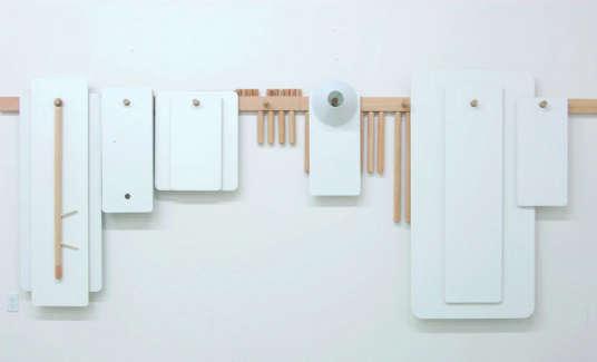 studio gorm peg white components