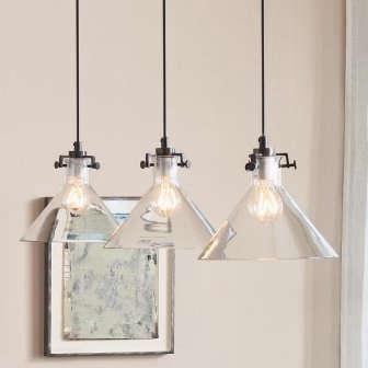 Lighting Glass Pendant Lamps portrait 7