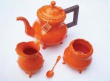 Kitchenista Tea Time portrait 3