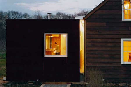 Architect Visit Messana ORorke Ten Broeck Cottage portrait 9