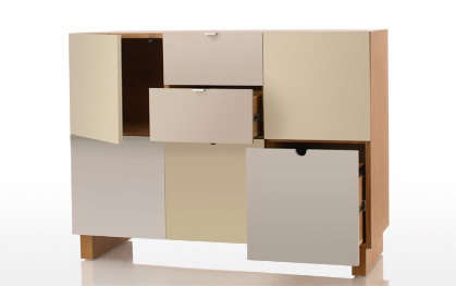 Office Desk Systems Made in Brooklyn portrait 4