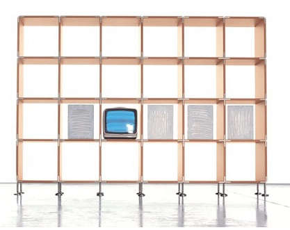 10 Easy Pieces Shelving Systems portrait 7