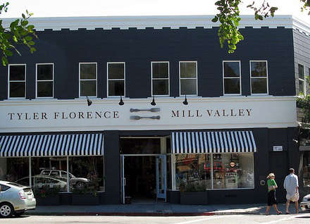 Shoppers Diary Tyler Florence in Mill Valley portrait 3