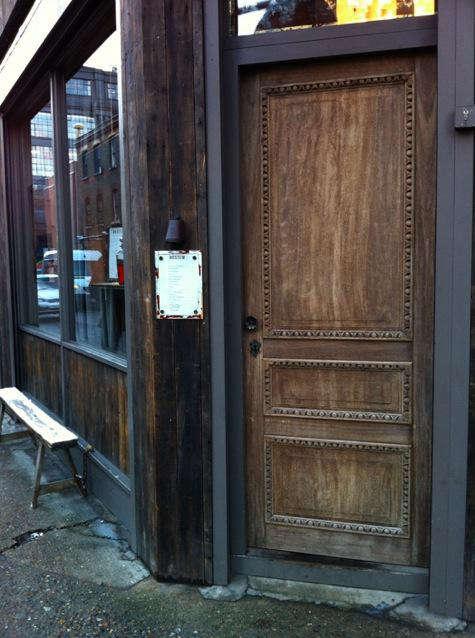 Hoatem doorway