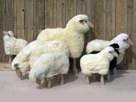 Sheep Hans Peter Krafft 9
