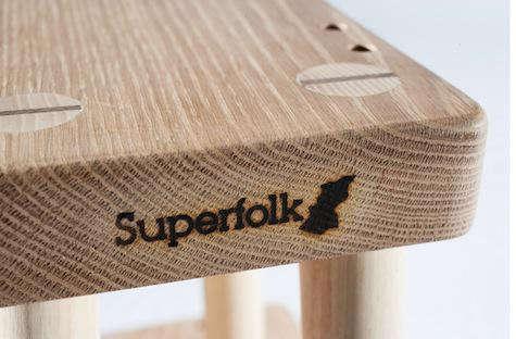 Furniture Superfolk in Dublin portrait 7