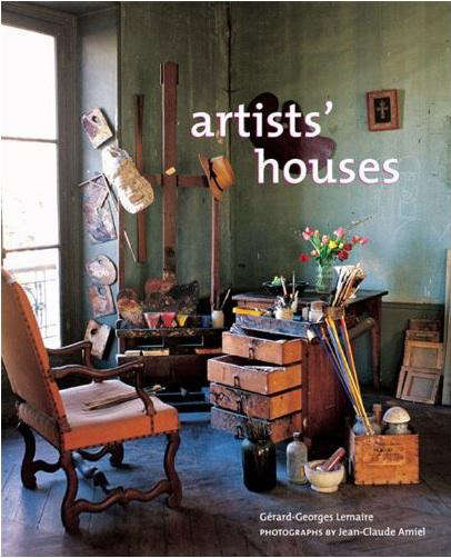 Required Reading Artists Houses by GerardGeorges Lemaire portrait 3