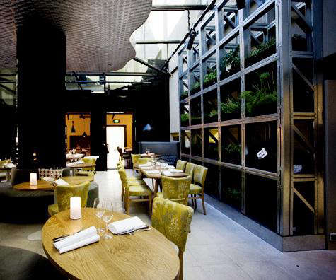 Restaurant Visit Circa the Prince in Australia portrait 5