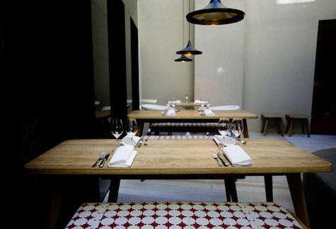 Restaurant Visit Circa the Prince in Australia portrait 7