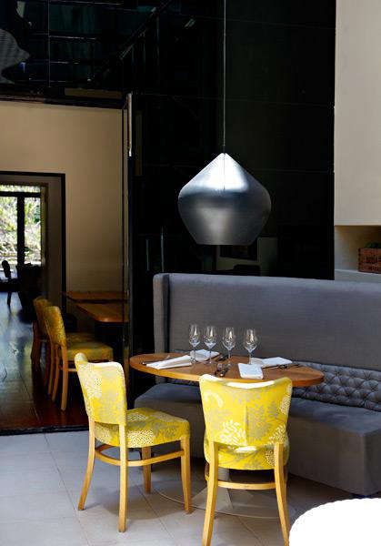 Restaurant Visit Circa the Prince in Australia portrait 3