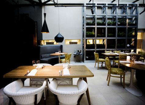 Restaurant Visit Circa the Prince in Australia portrait 4