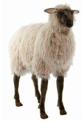 Design Sleuth LalannesStyle Sheep as Decor portrait 6