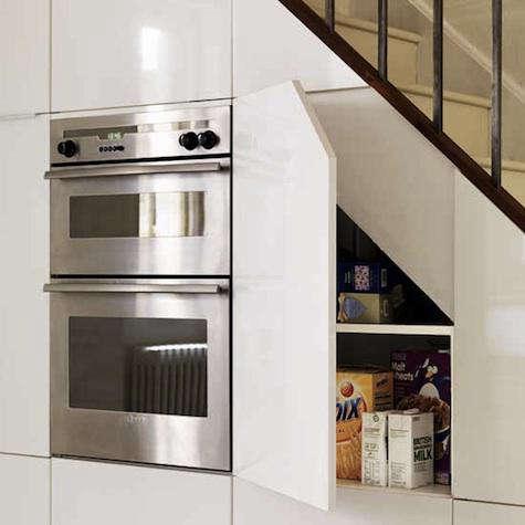 Storage Kitchens Under the Stairs portrait 11