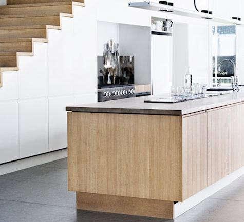 kitchen under stairs 1
